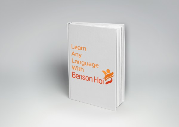 Learn Any Language With Benson Hoi Book Image