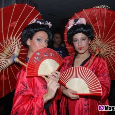 Geisha Girls Actresses Bensons Agency