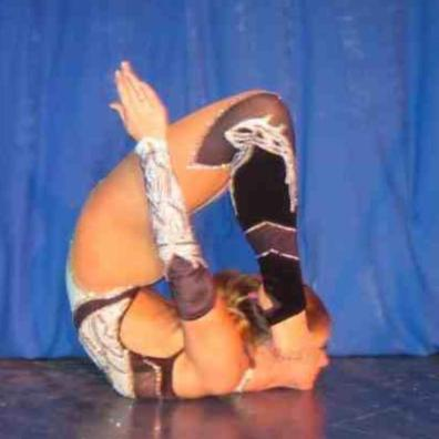 Contortionist Bensons Agency