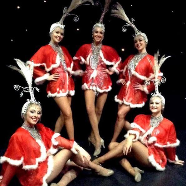 Dancers Bensons Agency