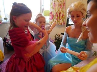 Princess Elsa Princess Party