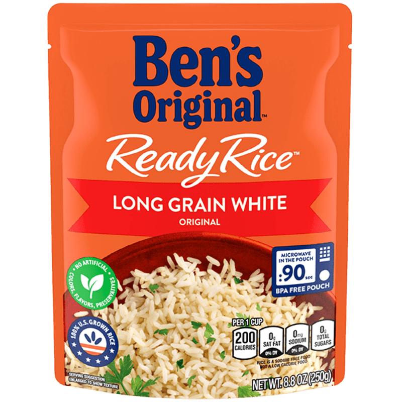 ben s original ready rice long grain white rice