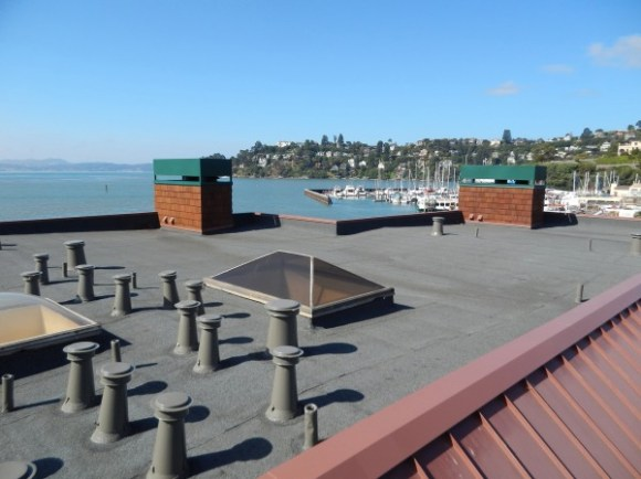 Commercial Roofing East Bay Types