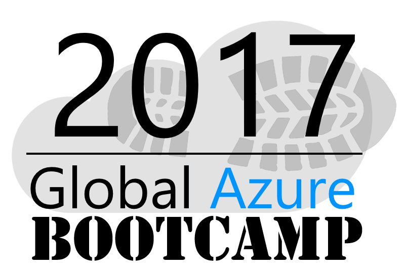 Global Azure Bootcamp Logo