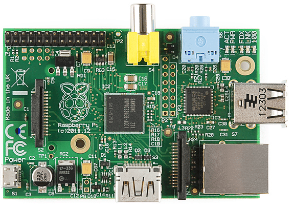 Raspberry Pi type B