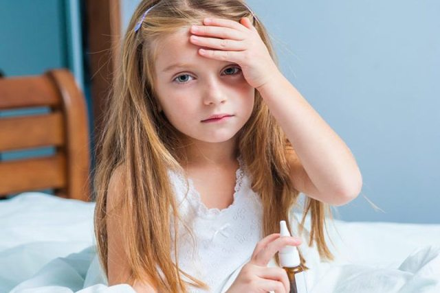Image result for child has a headache