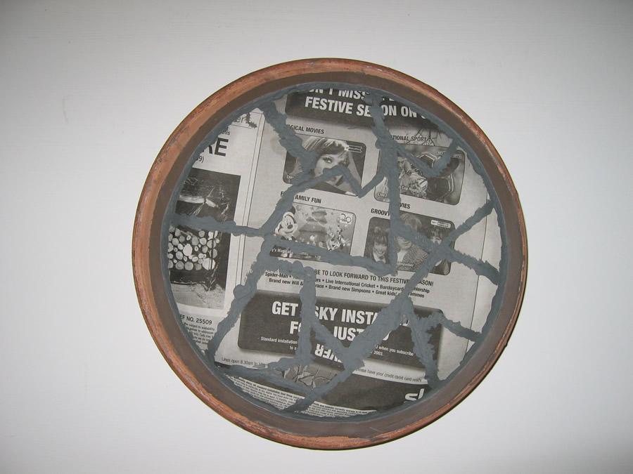 newspaper resist plate