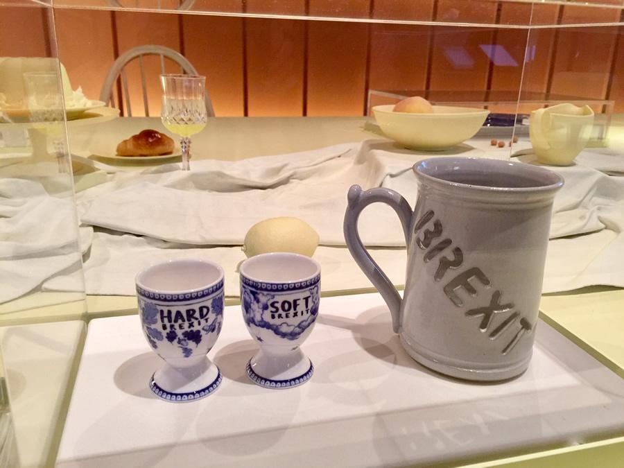 Bentham Pottery Brexit Mug