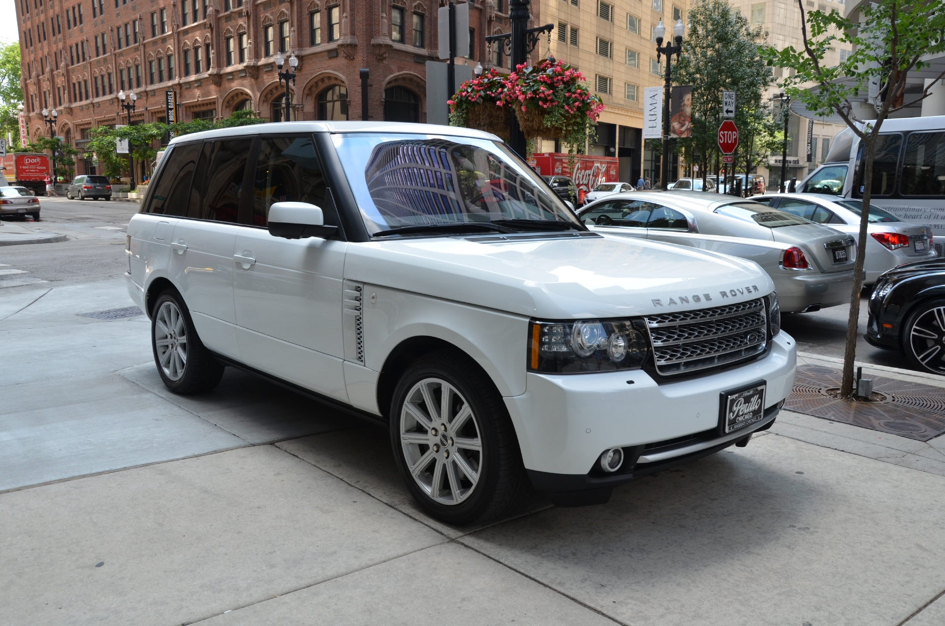 2012 Land Rover Range Rover Supercharged Stock GC1749 for sale