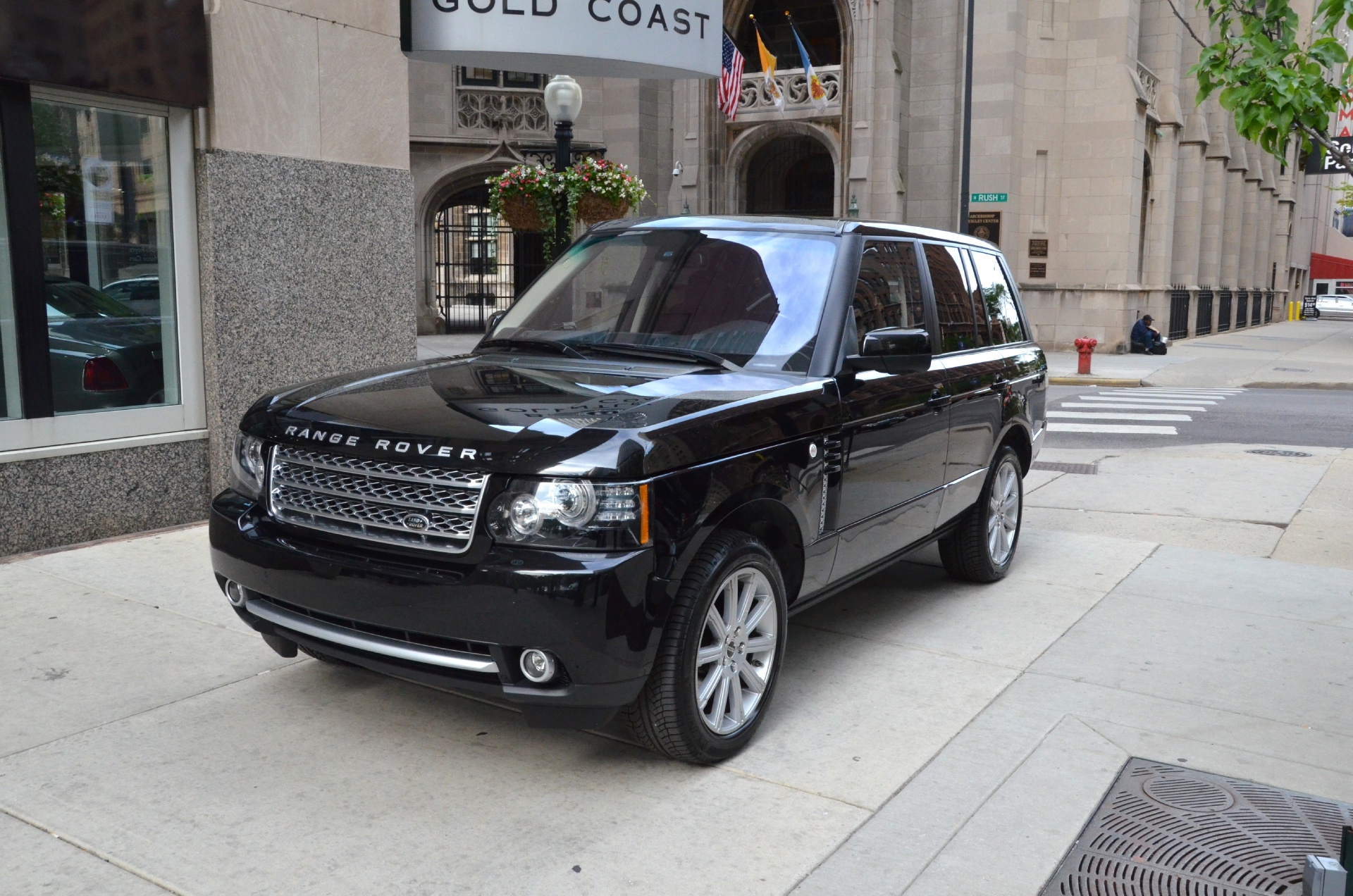 2012 Land Rover Range Rover Supercharged Stock GC1128 for sale