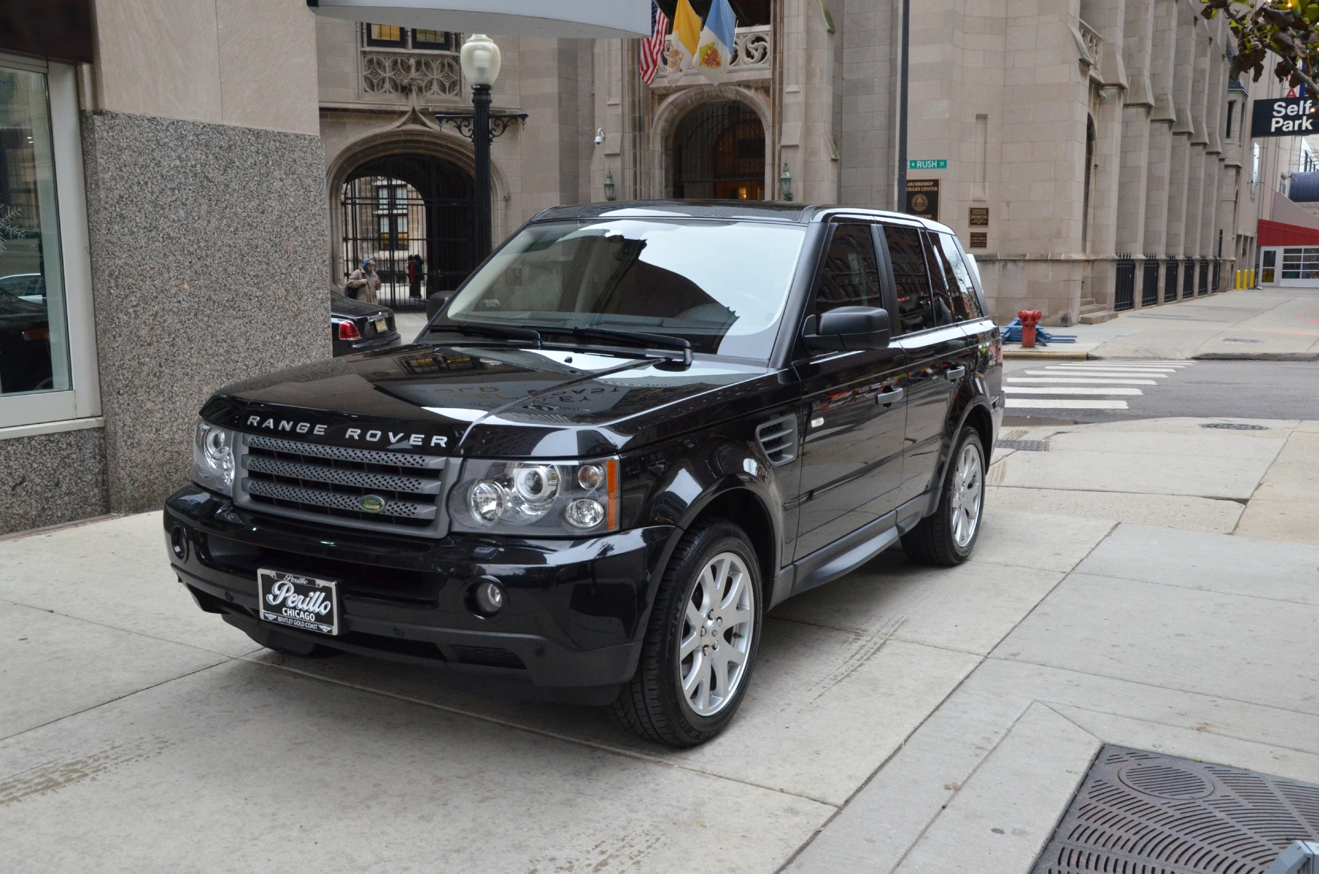 2009 Land Rover Range Rover Sport HSE Stock GC1344 for sale near