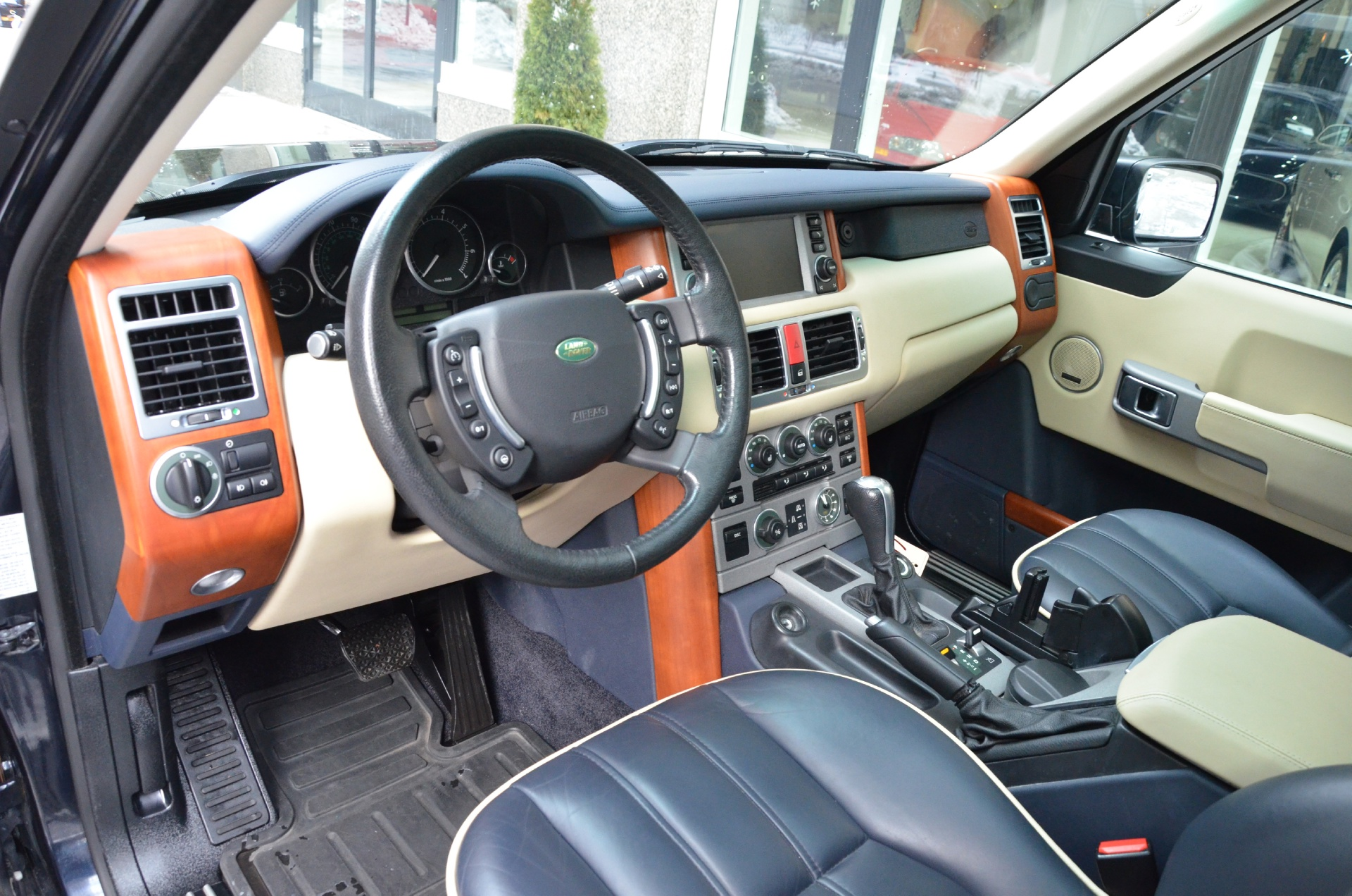 2005 Land Rover Range Rover HSE Stock M263A for sale near