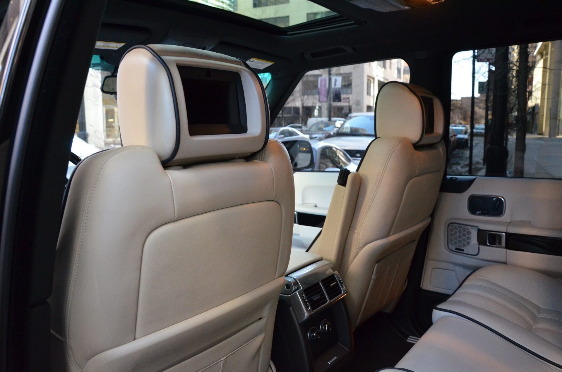 2011 Land Rover Range Rover Supercharged Stock M195A for sale