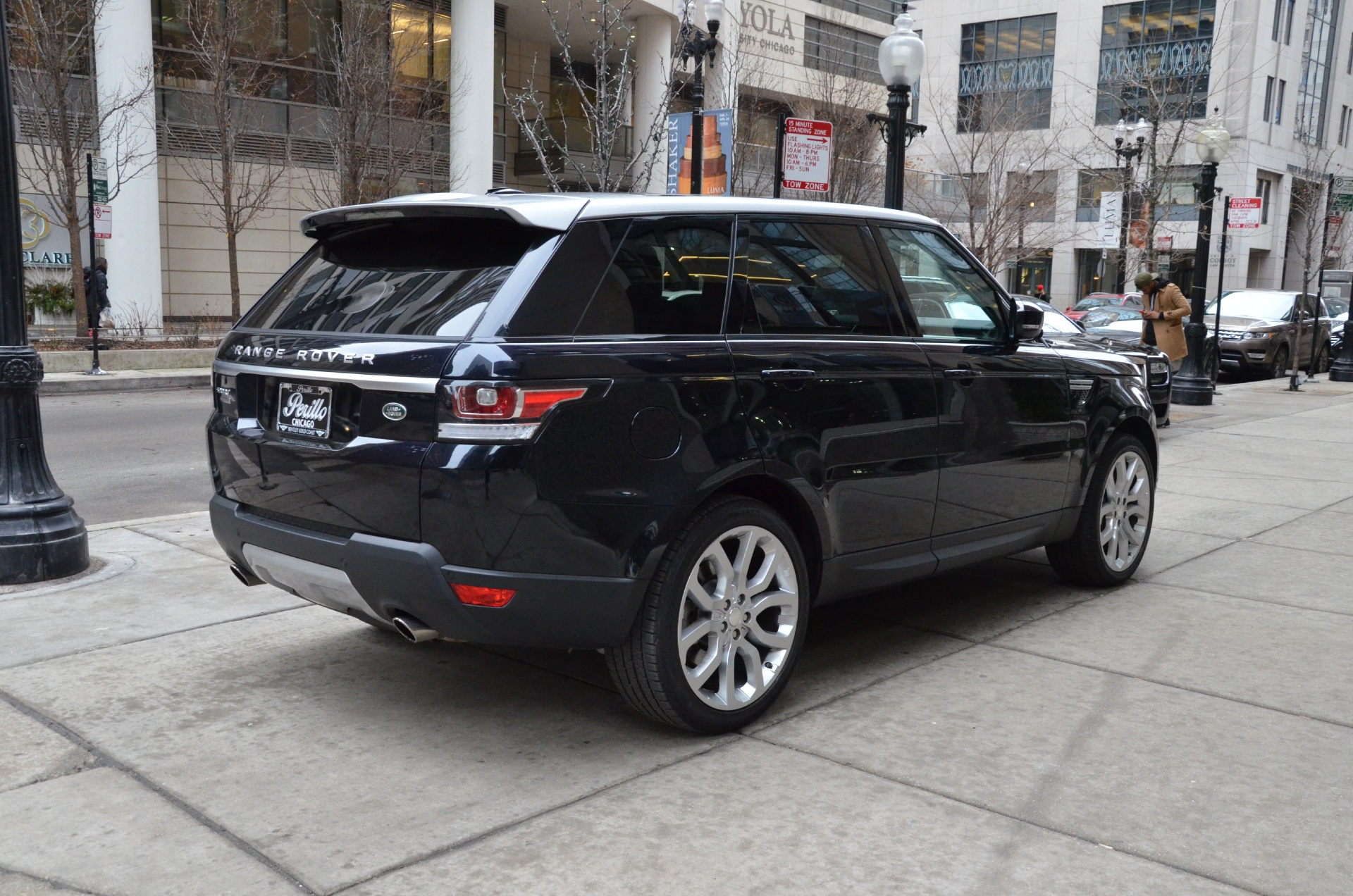 2014 Land Rover Range Rover Sport Supercharged Stock GC1605A for