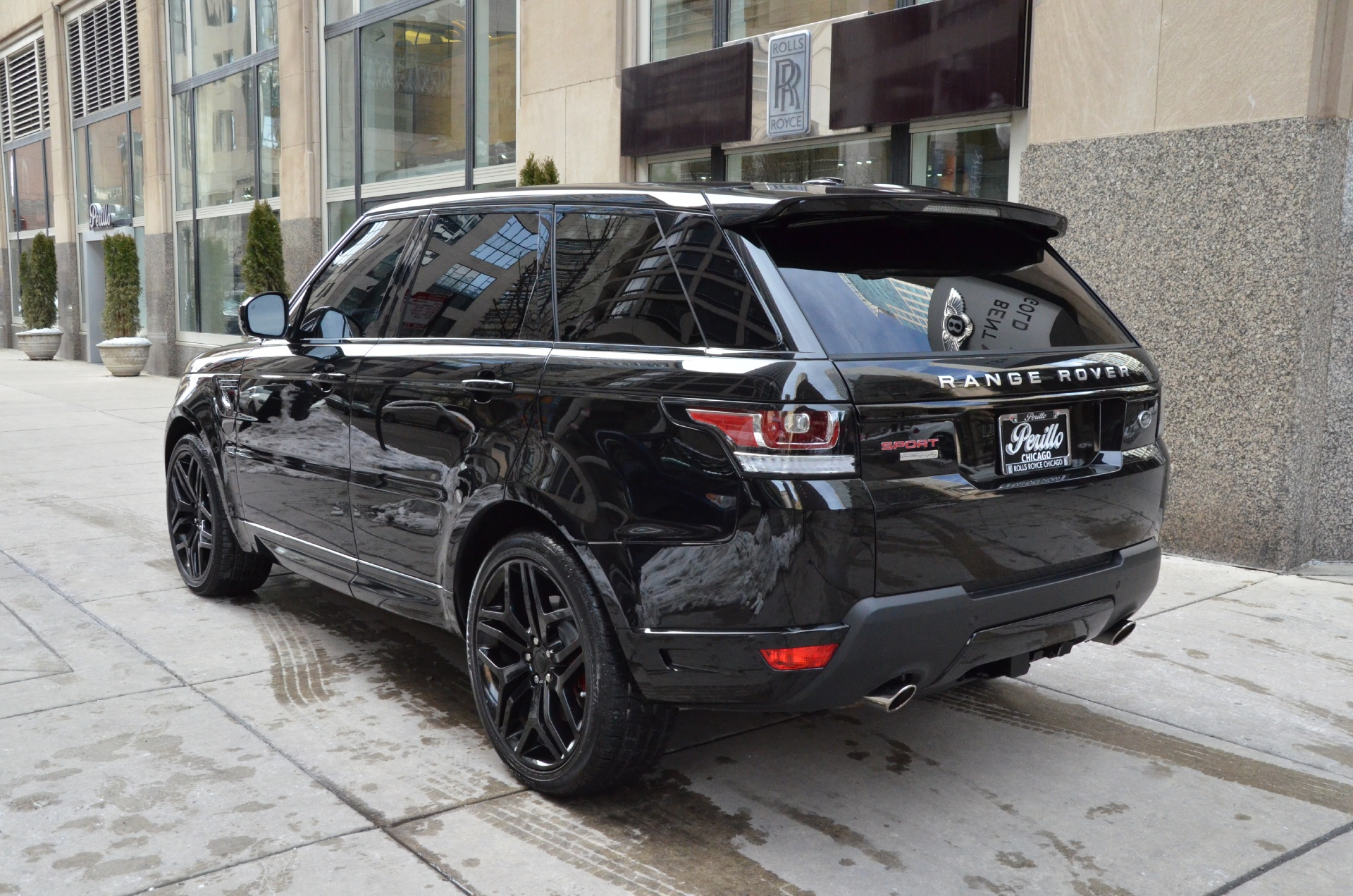 2015 Land Rover Range Rover Sport Autobiography Stock for