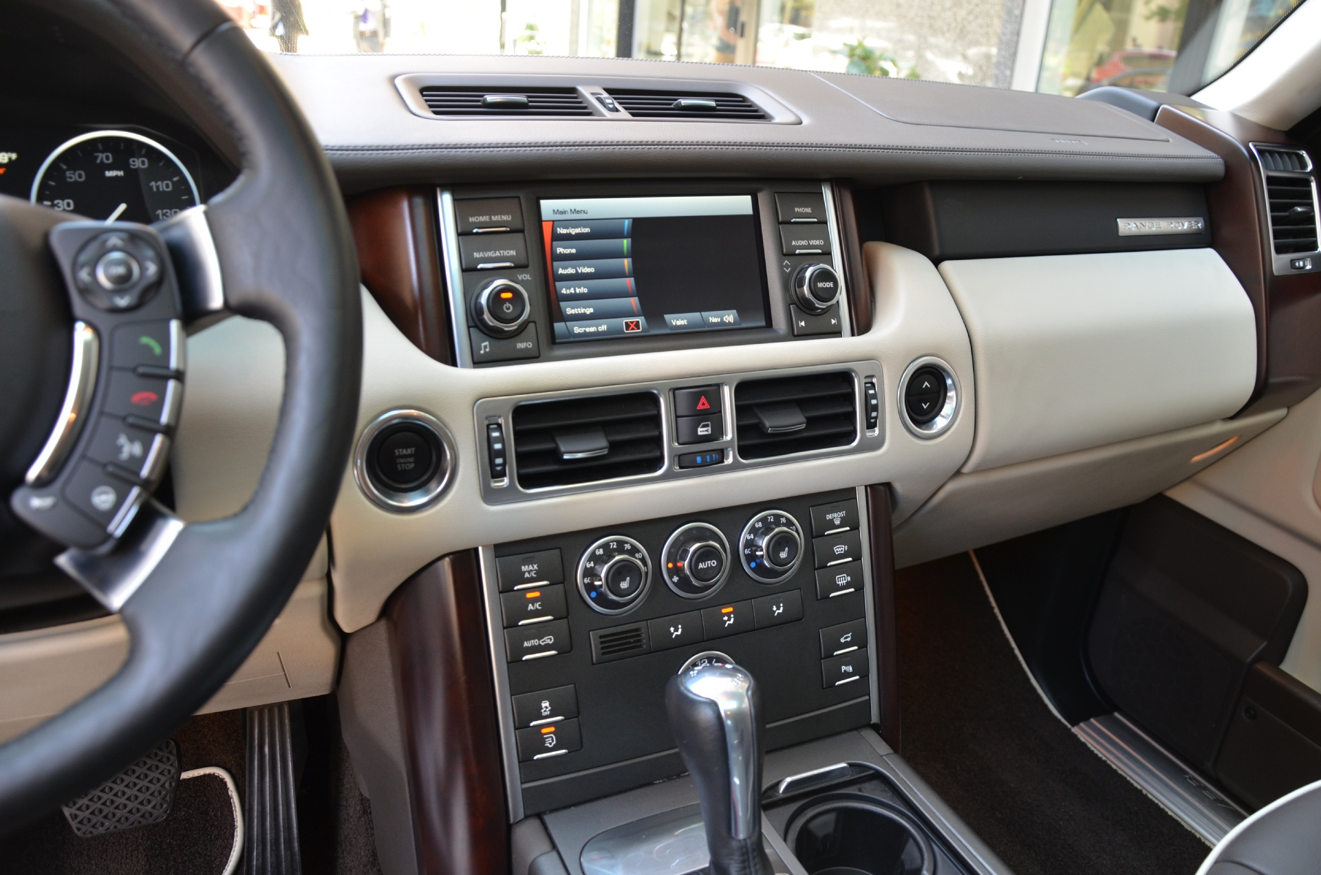 2012 Land Rover Range Rover HSE Stock GC1656 for sale near
