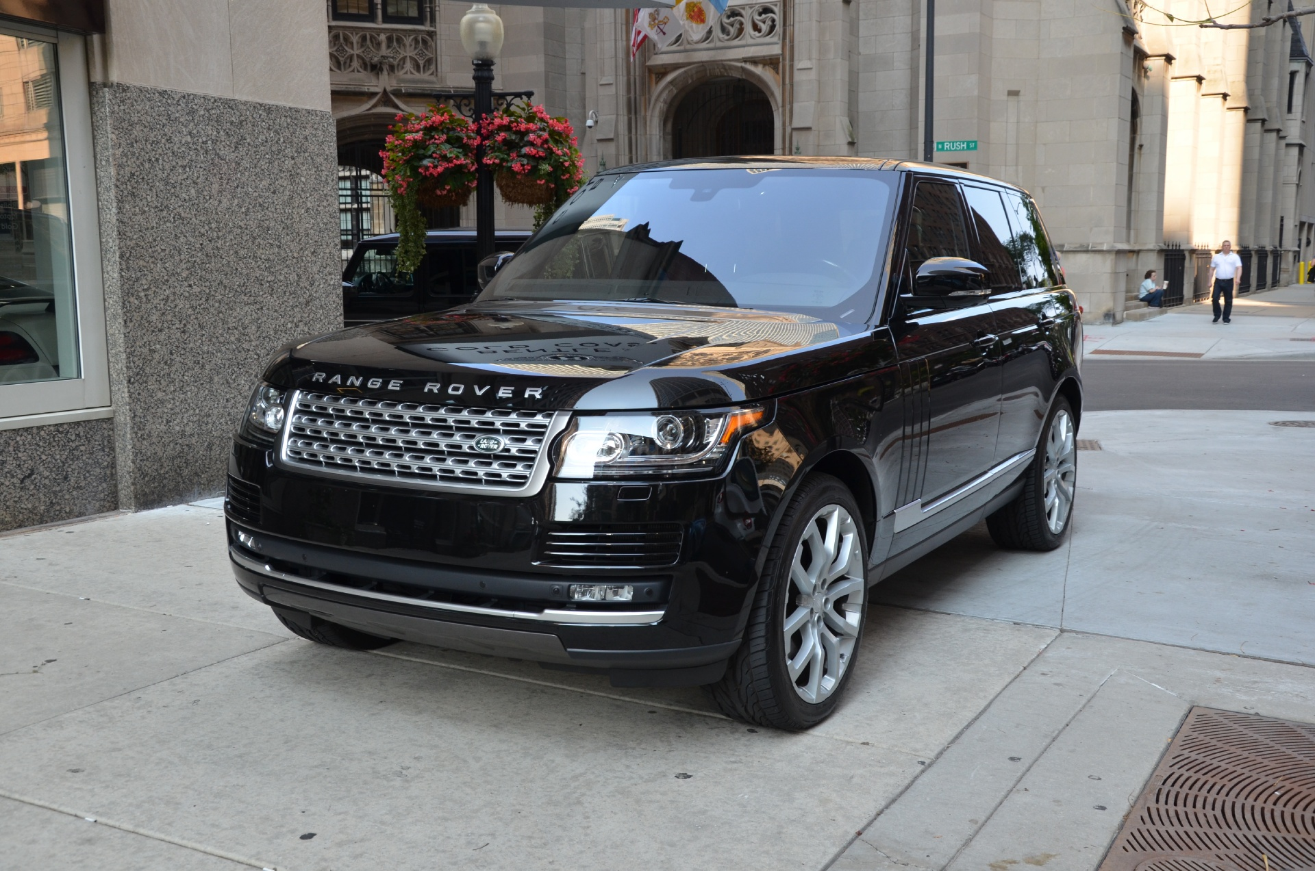 2015 Land Rover Range Rover Supercharged Stock R193AA for sale