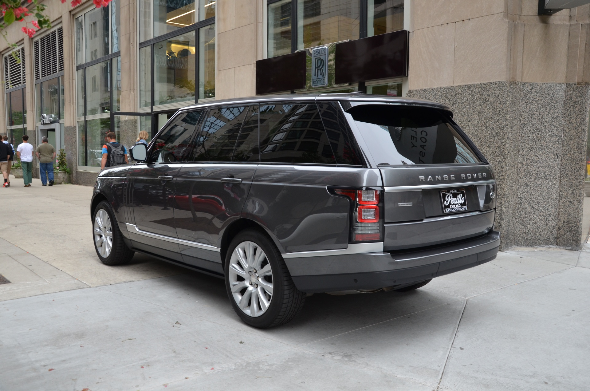 2014 Land Rover Range Rover Supercharged Stock L226B for sale