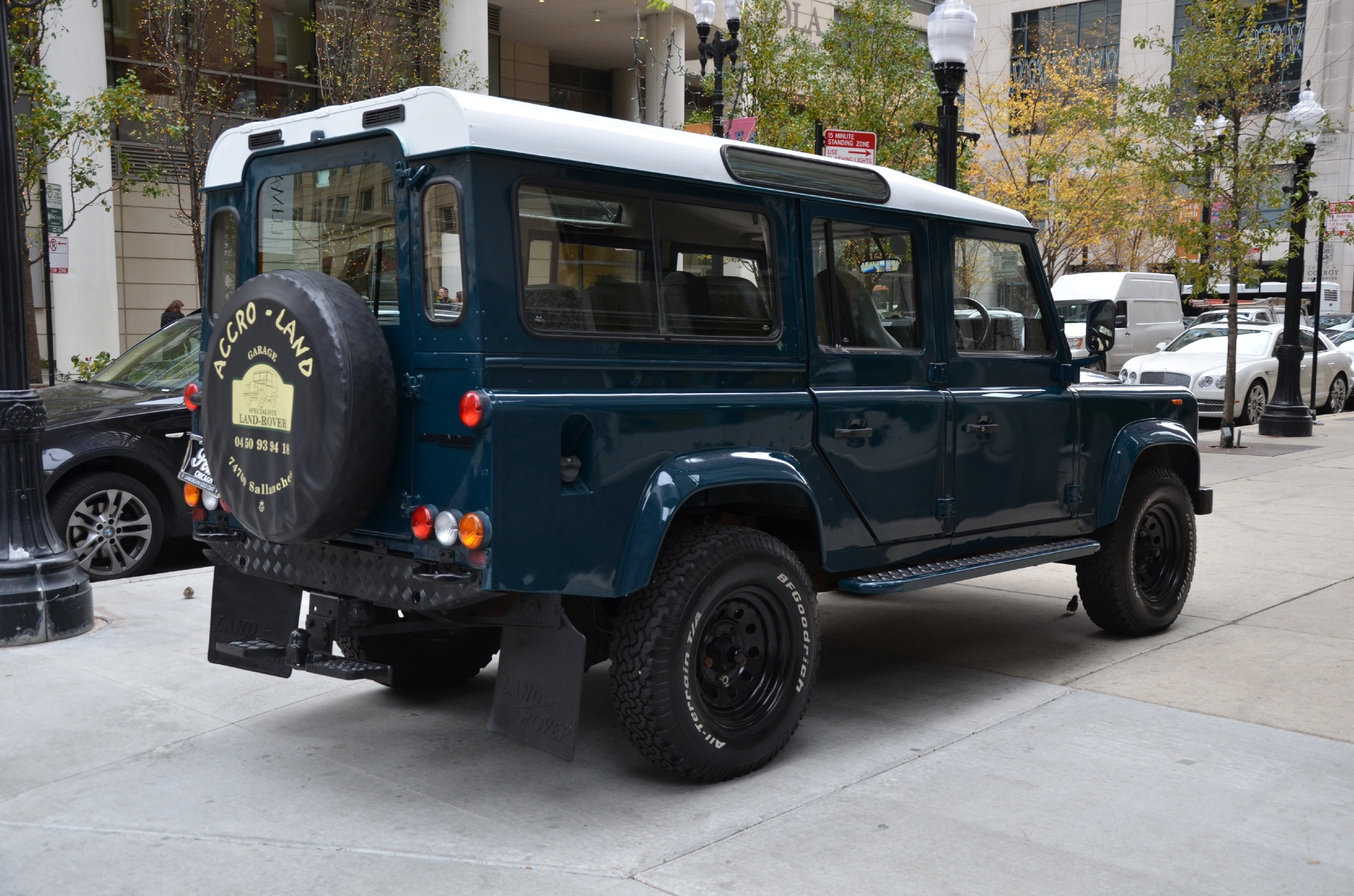 1987 Land Rover Defender Stock LAND ROVER for sale near Chicago