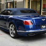 2016 Bentley Continental Gt Convertible Speed Stock Gc2456a For Sale Near Chicago Il Il Bentley Dealer