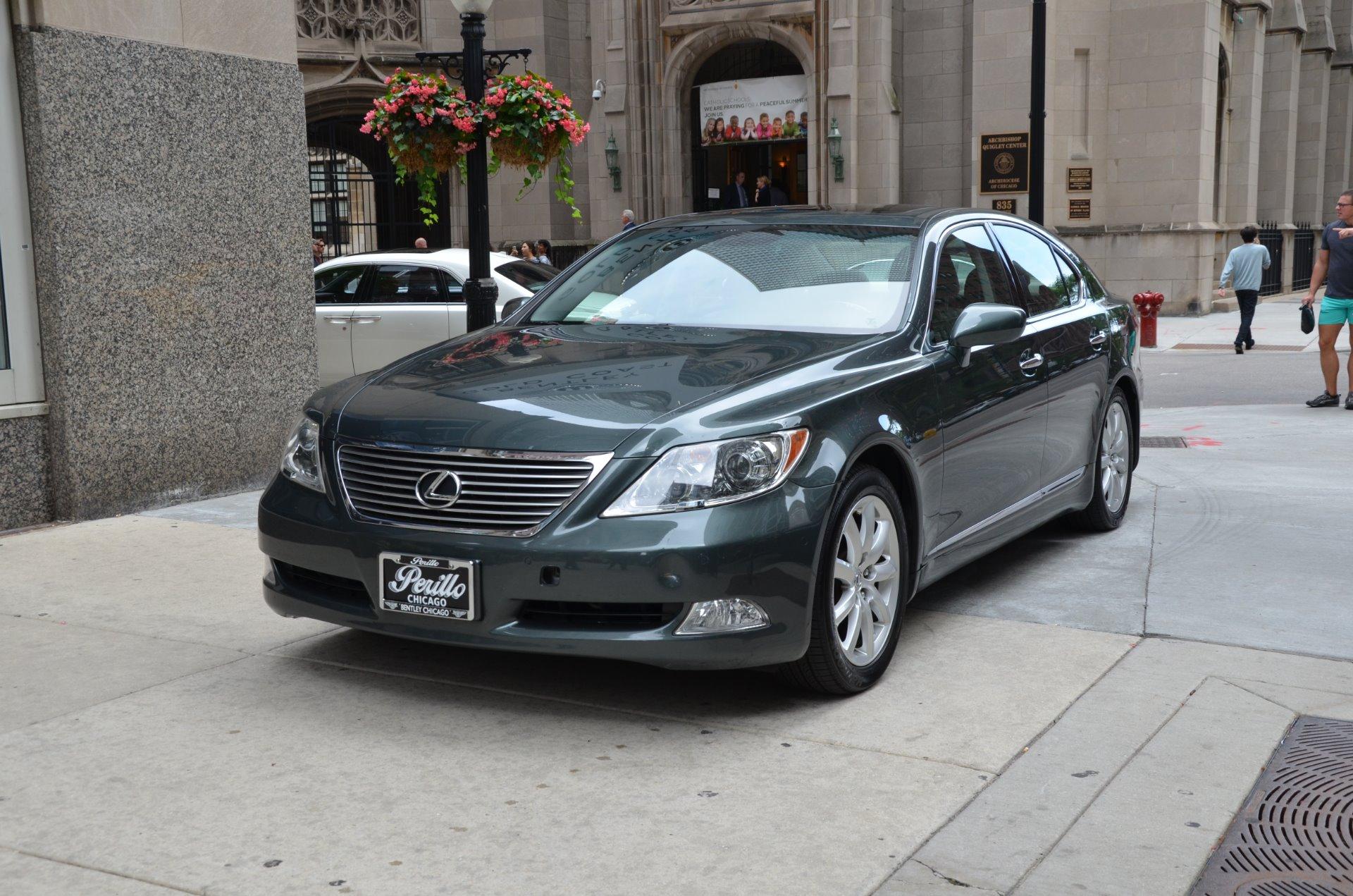 2007 Lexus LS 460 Stock for sale near Chicago IL