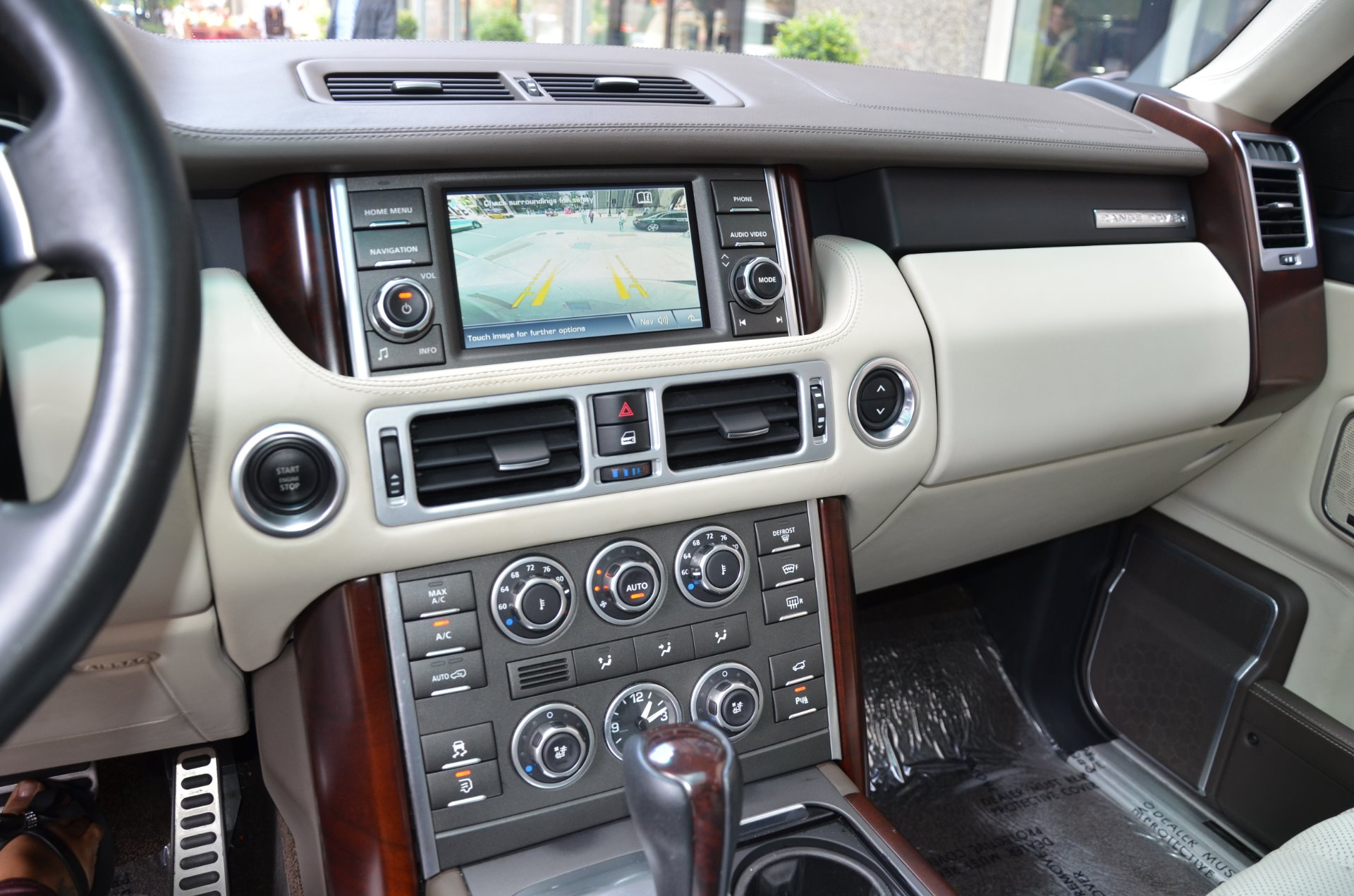 2010 Land Rover Range Rover Supercharged Stock B812B for sale