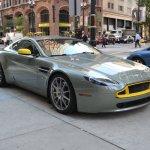 2007 Aston Martin V8 Vantage Stock L329aa For Sale Near Chicago Il Il Aston Martin Dealer
