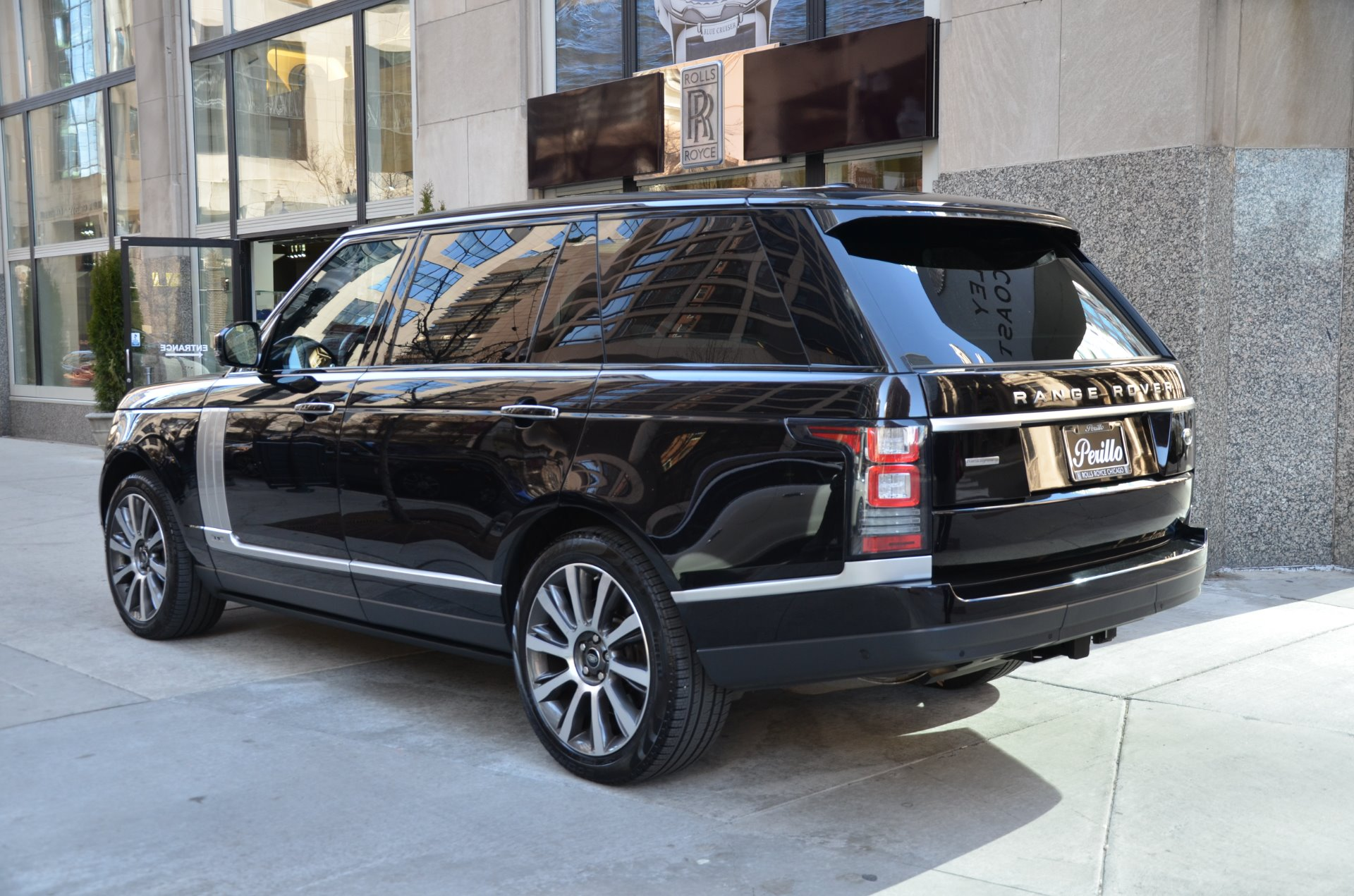 2014 Land Rover Range Rover Autobiography LWB Stock B887A for