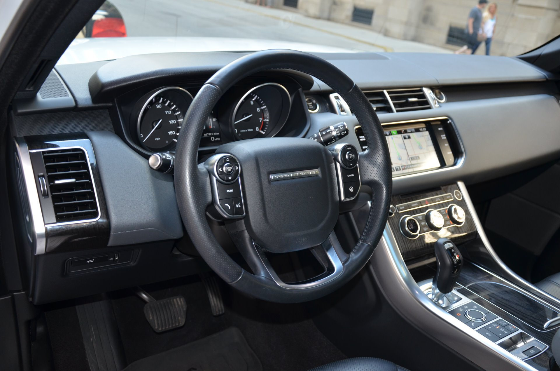 2014 Land Rover Range Rover Sport HSE Stock M606A for sale near