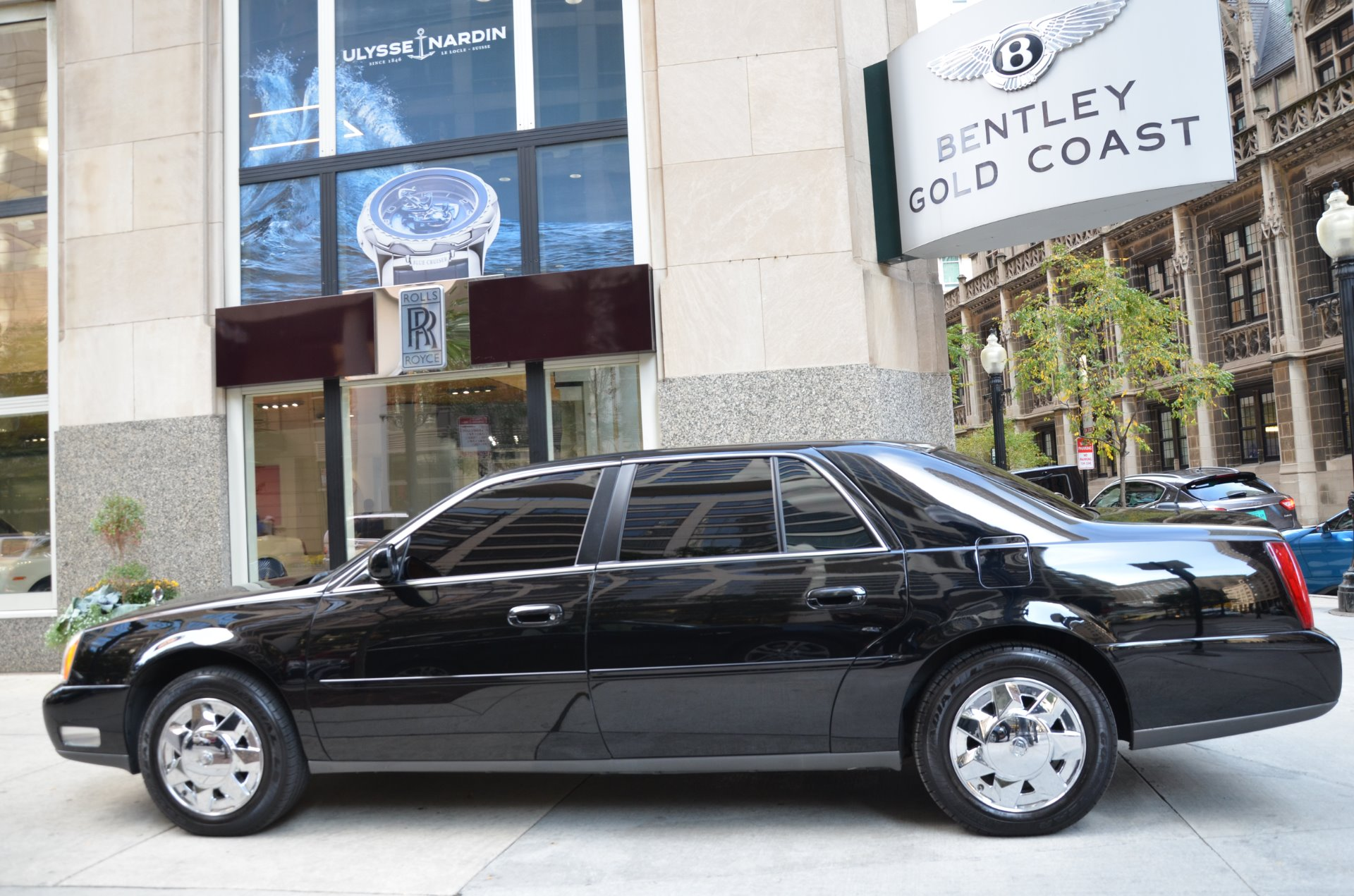 Luxury Bentley Limo Chicago Honda Civic and Accord Gallery