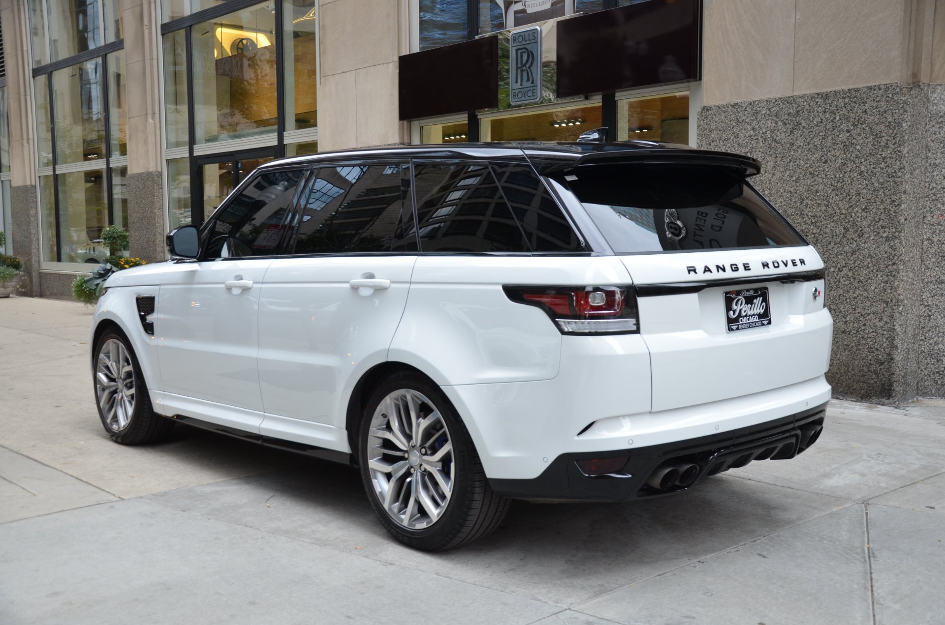 2017 Land Rover Range Rover Sport SVR Stock L416A for sale near
