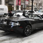 2015 Aston Martin Db9 Carbon Edition Volante Stock B1127a For Sale Near Chicago Il Il Aston Martin Dealer