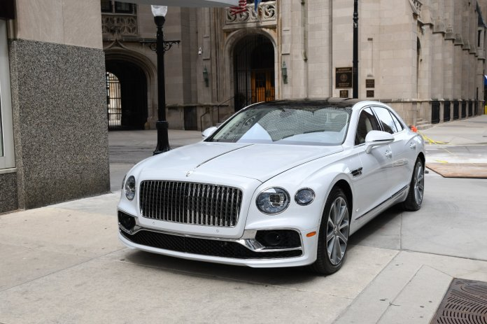 2020 Bentley Flying Spur W12 Stock R734a For Sale Near Chicago Il Il Bentley Dealer