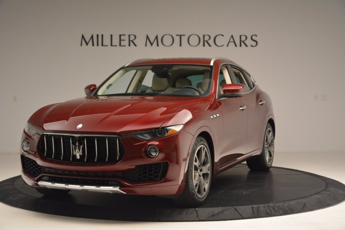 Pre Owned 2017 Maserati Levante S For Sale Special Pricing Bentley Greenwich Stock 7255
