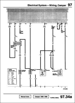 Gallery  VW  Volkswagen Vanagon Repair Manual: 19801991