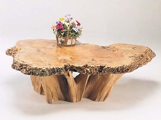 bent log designs