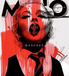 Madonna on MOJO