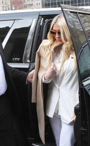 A New York judge denied Kesha's attempt to get an injunction against Dr. Luke Friday in the singer's ongoing legal battle against the producer Rainmaker Photo/MediaPunch/Corbis