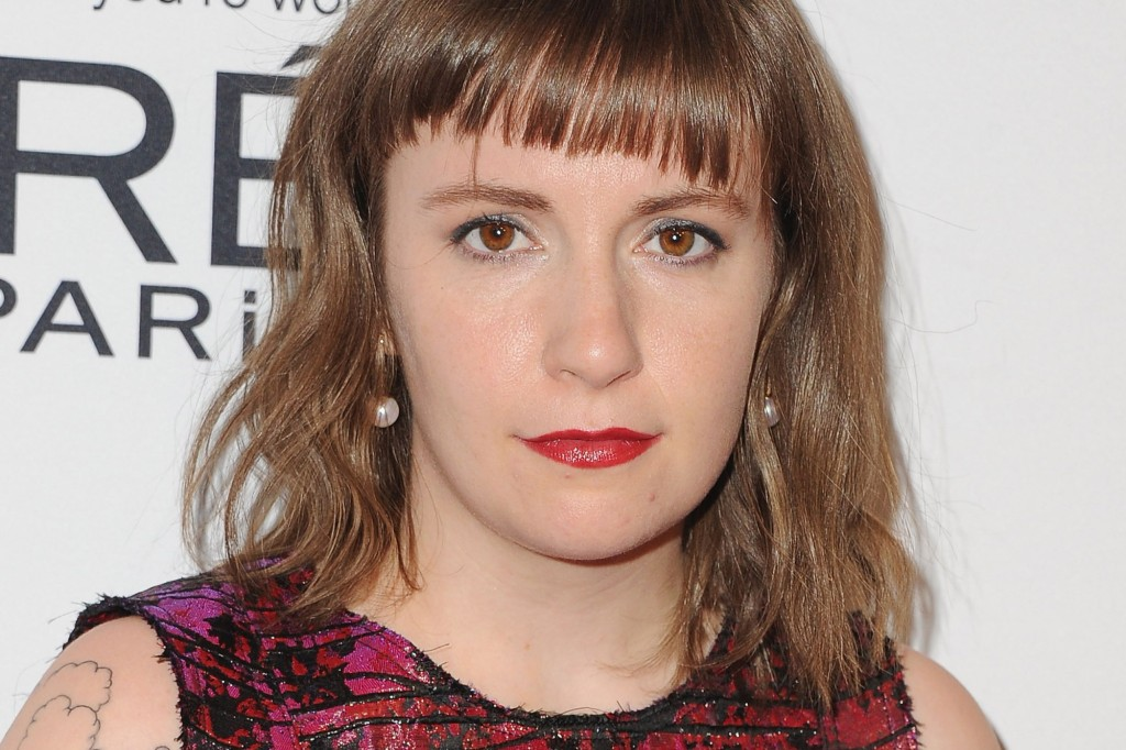 Lena Dunham: Dumbass extraordinaire (Photo by Jon Kopaloff/FilmMagic)