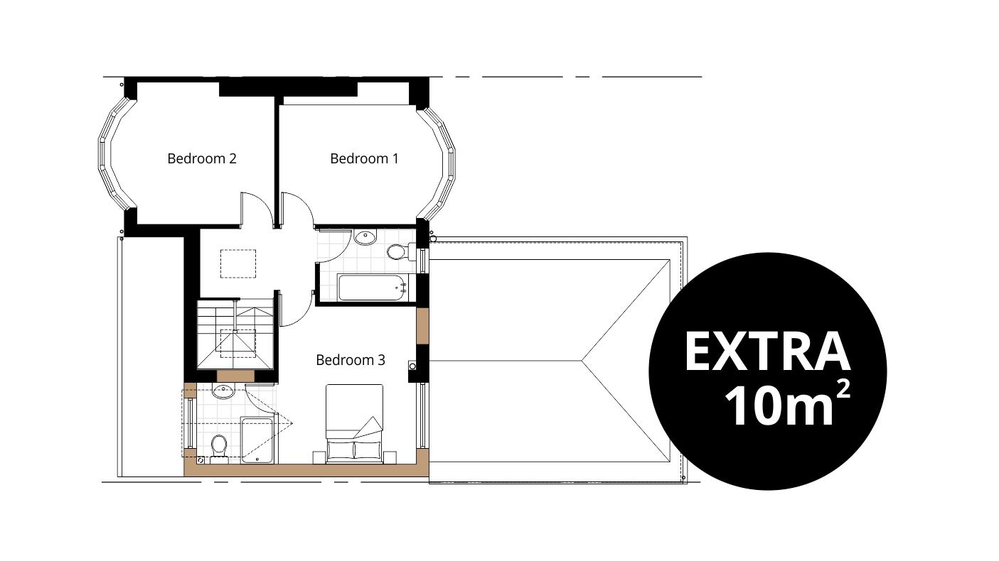 Master Bedroom Suites
