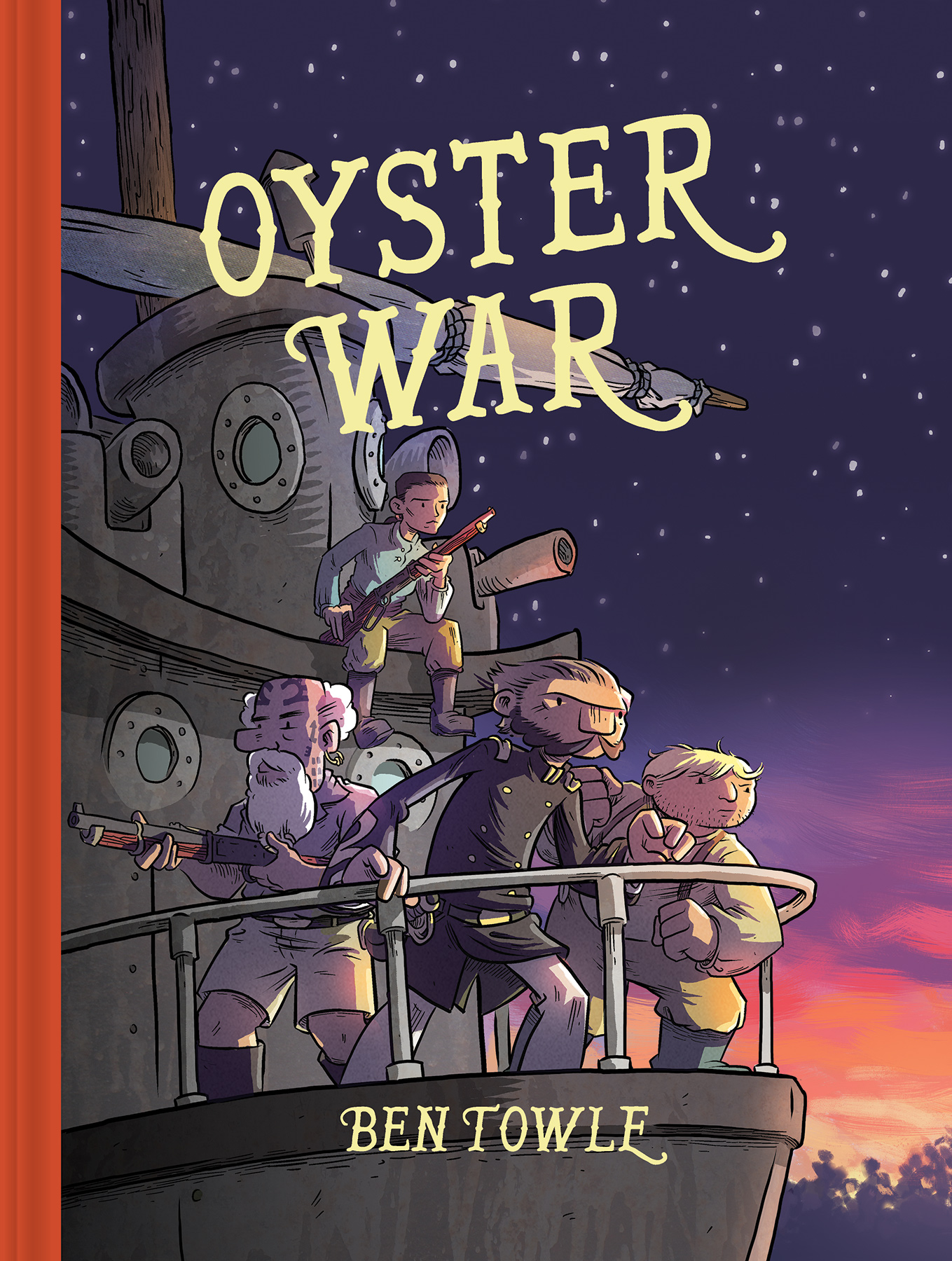 Image result for oyster war
