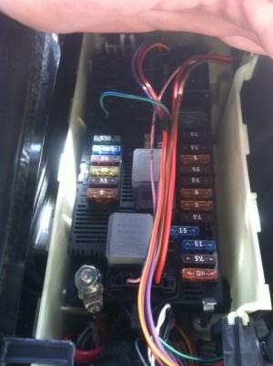 HELP! Airmatic pressor fuse and relay  MercedesBenz Forum
