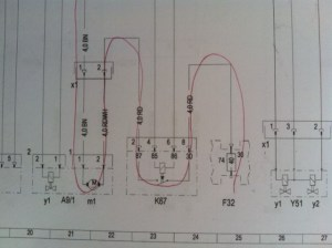 HELP! Airmatic pressor fuse and relay  MercedesBenz Forum