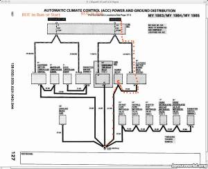 Looking for wiring diagram of ACHeat blower motor system