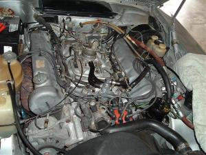 1974 450SLC fuel Line pics needed !  MercedesBenz Forum