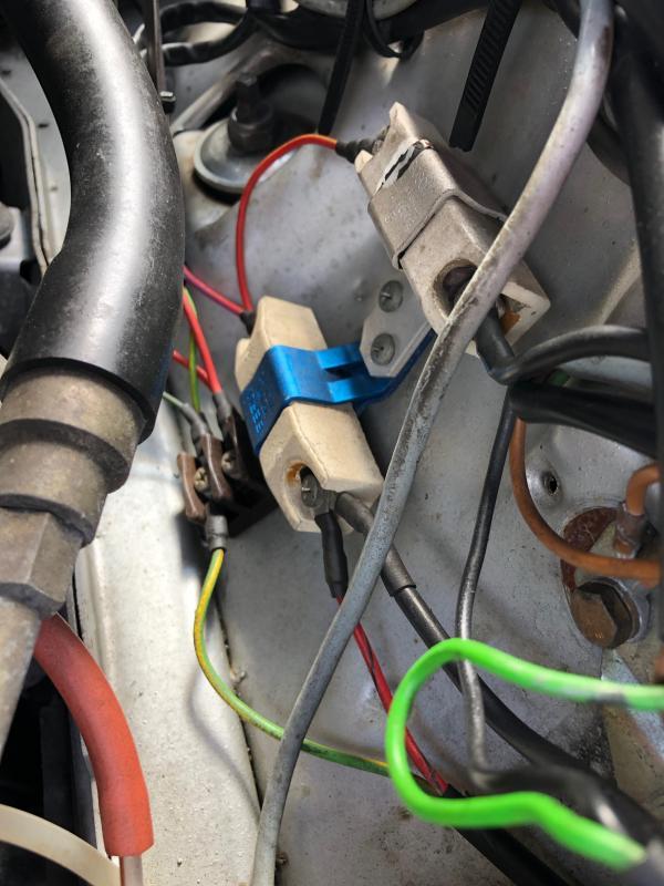 Mercedes 450sl Ballast Resistors
