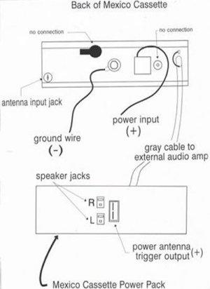 79 450SL Radio Wiring Help  MercedesBenz Forum