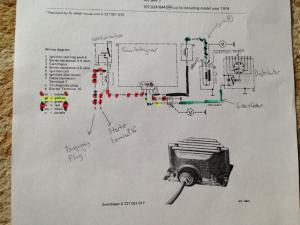 OT: transistorized ignition troubleshooting  Mercedes
