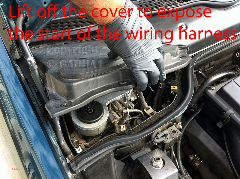 Gadha S Diy Guide To Engine Wiring Harness Replacement 95