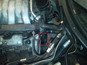 SLK320 Crankshaft Sensor help  MercedesBenz Forum